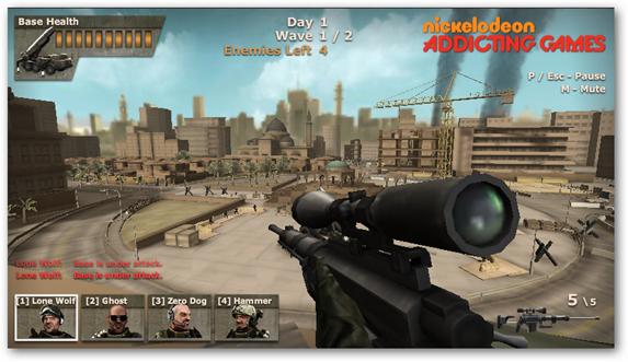 jogo tiro online