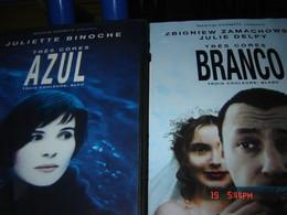 Trilogia Bleu, Blanc, Rouge