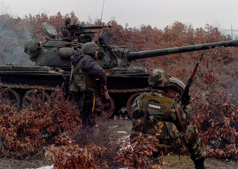 The Serbian Forces 1999 Armchair General And Historynet